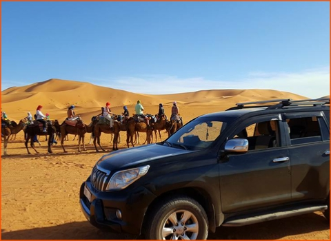 New Year tour in Sahara desert , New Year tour from Marrakech in Morocco