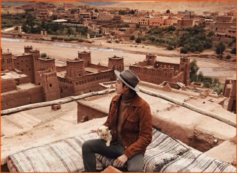 New Year tour in Ait Benhaddou , New Year tour from Marrakech in Morocco