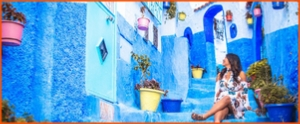 private 2 days tour from Fes to Chefchaouen,Fes private tour