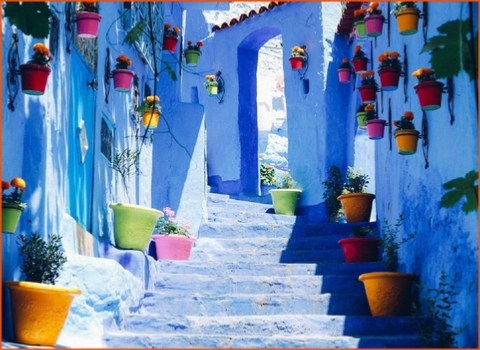 private 2 Days tour from Casablanca to Chefchaouen,Casablanca travel