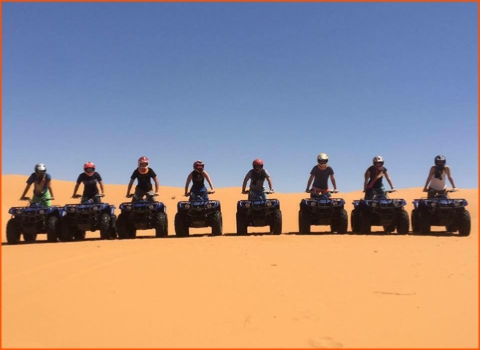 private tour from Fes to Merzouga desert,guided camel ride in Morocco