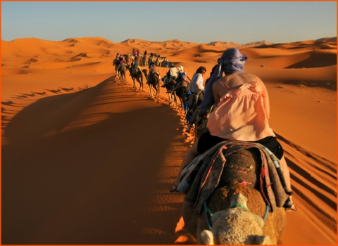 New Year tour in Merzouga and camel ride , New Year tour from Marrakech